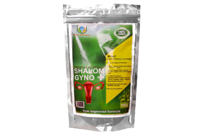 Shalom Gyno Pluse  100% Herbal Dietary Supplement