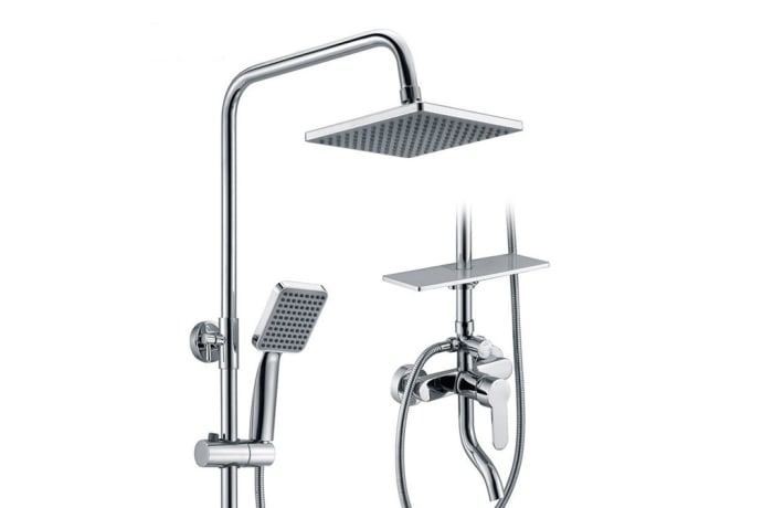 Bathroom shower - Shower set Model N026T