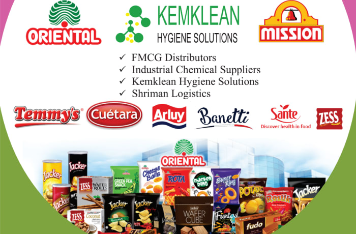 Hygiene solutions and industrial chemical suppliers image