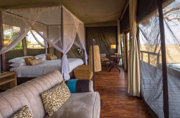 Wilderness Safaris Shumba Bush Camp - Kafue National Camp