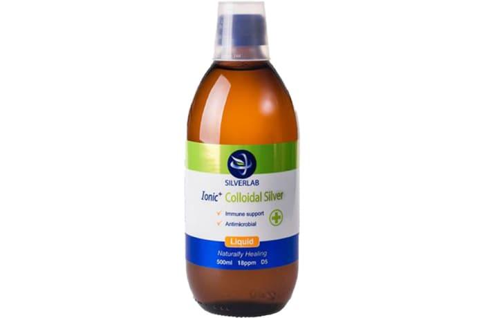 Ionic Colloidal Silver Liquid  Antimicrobial  500ml