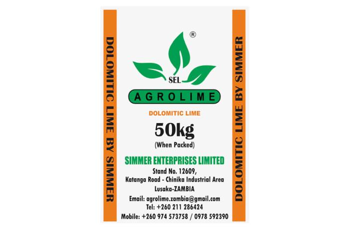 Agrolime - Dolomitic Lime - 50kg