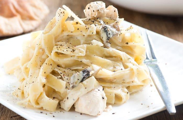 Tansi Kitchen - Simple pasta: Tagliatelle