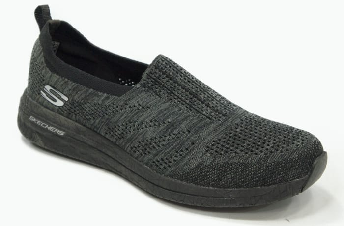 Skechers - Grey & black sneakers