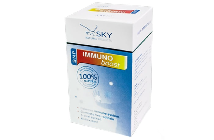 Immuno Boost  Dietary Supplement 60 Tablets