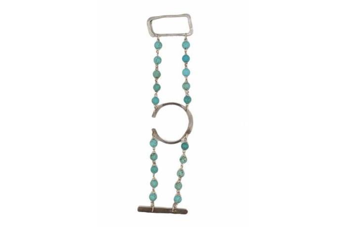 Snare Crescent Bracelet