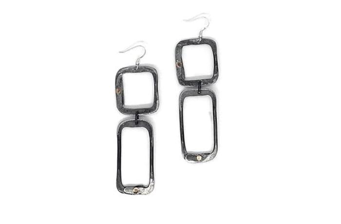Snare Ladder Earrings