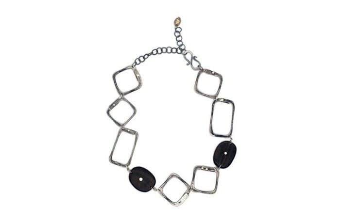 Snare Square Necklace