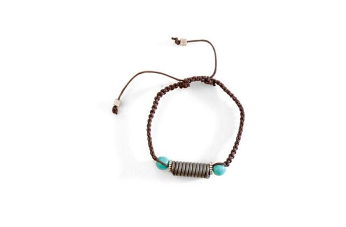 Snare bracelet turquoise