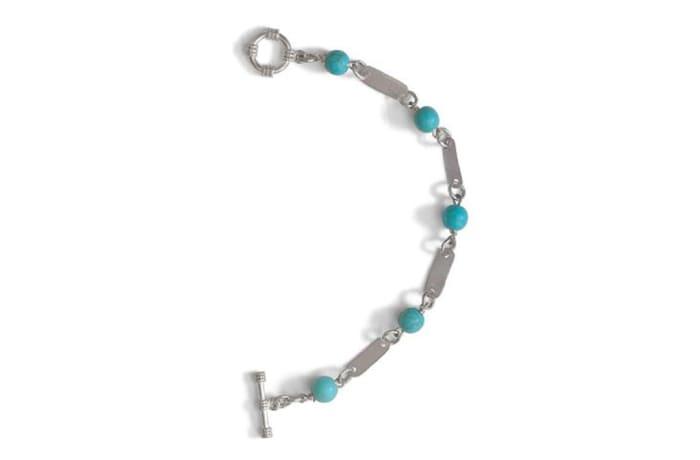 Snare links bracelet