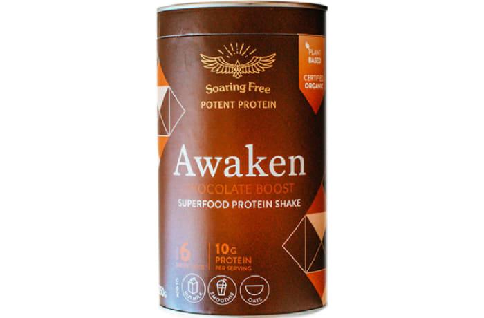Awaken Superfood Protein Shake Chocolate Boost 250g