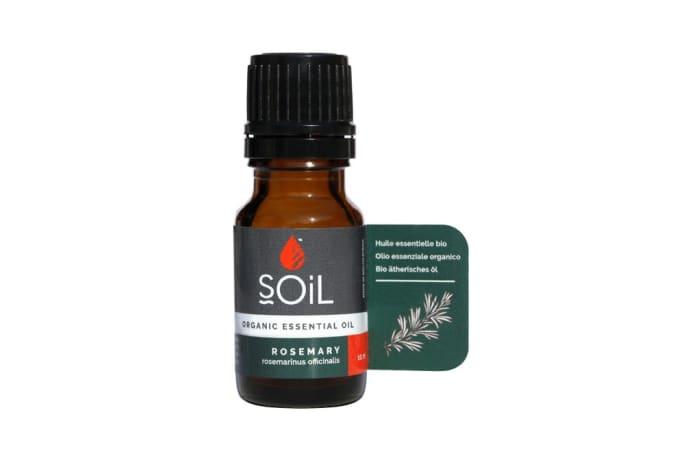 Rosemary Oil (Rosmarinus Officinalis) organic Essential Oil 10ml