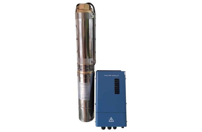 Solar Water Pump + Controller