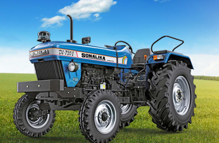 Sonalika DI-730 II Tractor