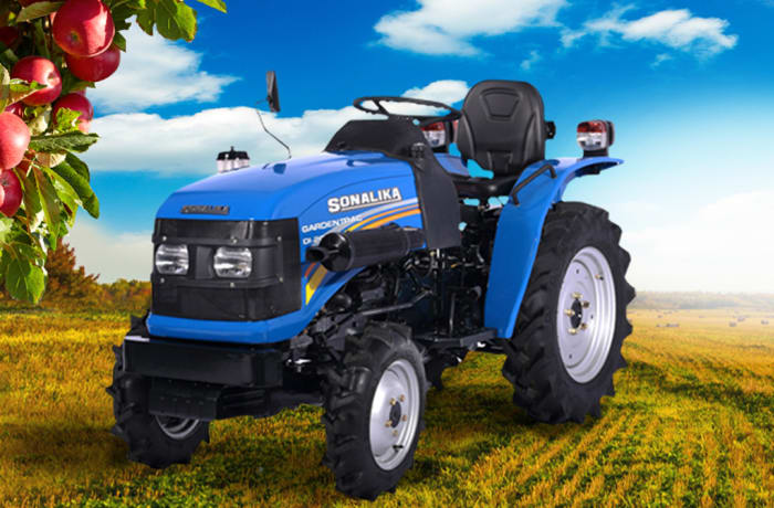 Sonalika GT-20 RX Mini Tractor