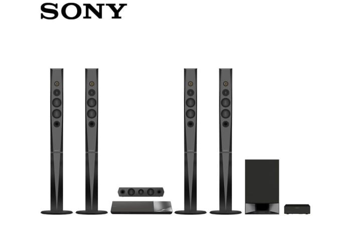Sony 5.1 Home Theater - BDV-N9200W
