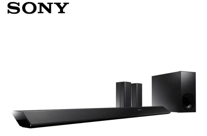 Sony  Audio Home Theater 5.1 Channel TV Speaker - HT-RT5