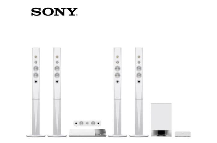 Sony  Audio Home Theater Combination 5.1 Channel - BDV-N9200WL