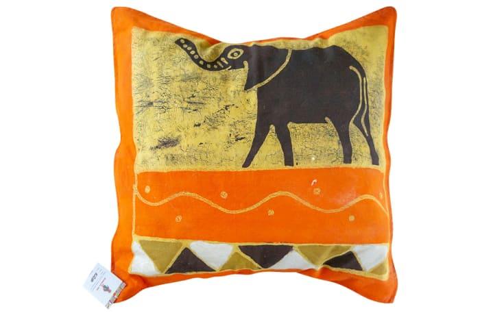 Cushion Sowa Cushion Covers Black Elephant