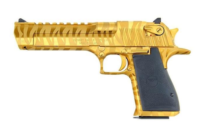 Desert Eagle 44 Magnum 6 Rounds