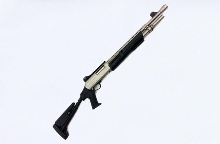 Escort MP 12G Pump Action