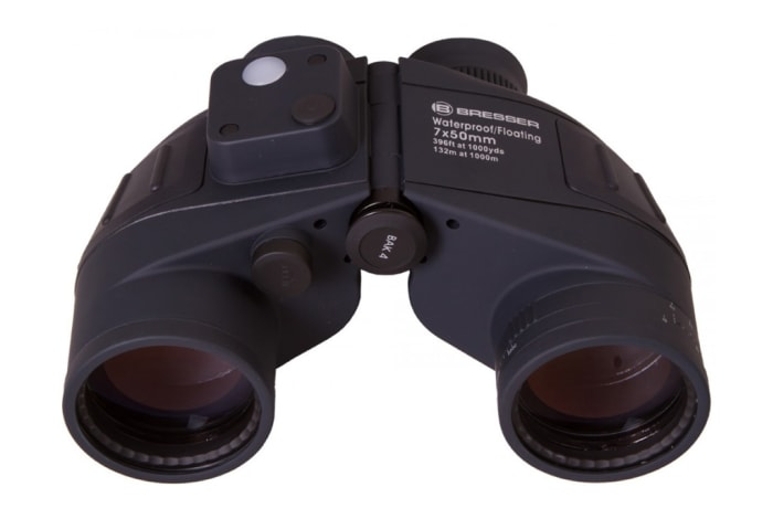 Gamo Binocular 7x50 WP 132 M/100O M 396 FT/1000 YDS