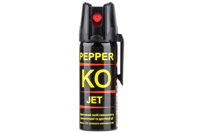 Pepper KO Jet