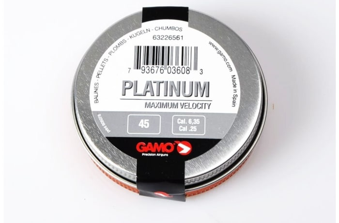 Platinum Maximum Velocity