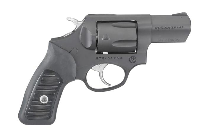 Ruger (01754) 357 Magnum (SP101) 5 Rounds