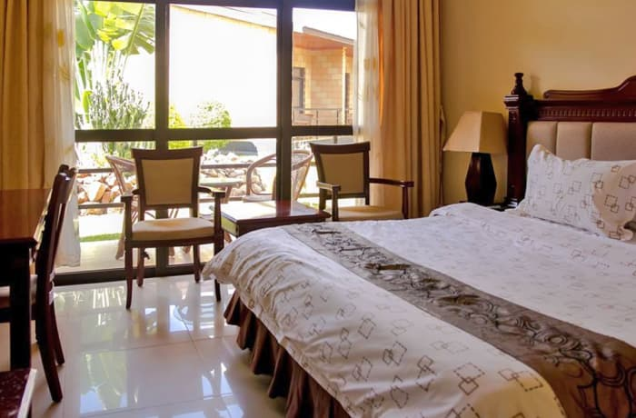 Standard double room - Double occupancy