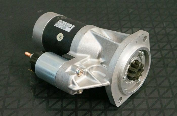 Nissan Hardbody TD 27 - Starter Motor