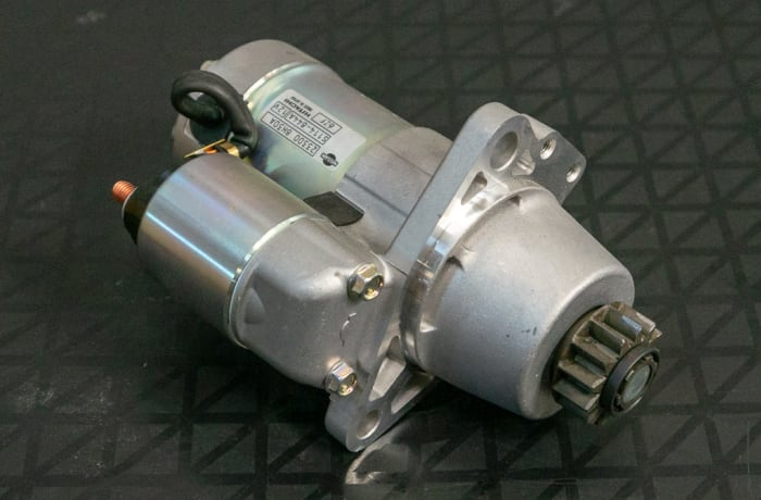 Nissan X-Trail - Starter Motor