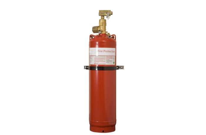 Fixed Fire Fighting Equipment - FM 200 Gas Cylinders