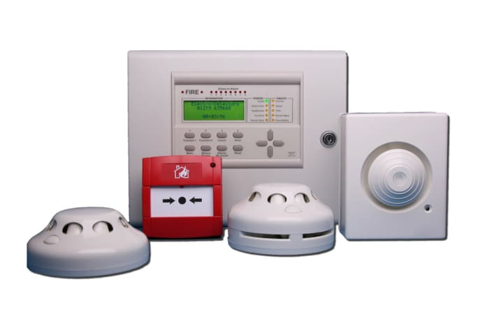Fixed Fire Fighting Equipment - Fire Detection System