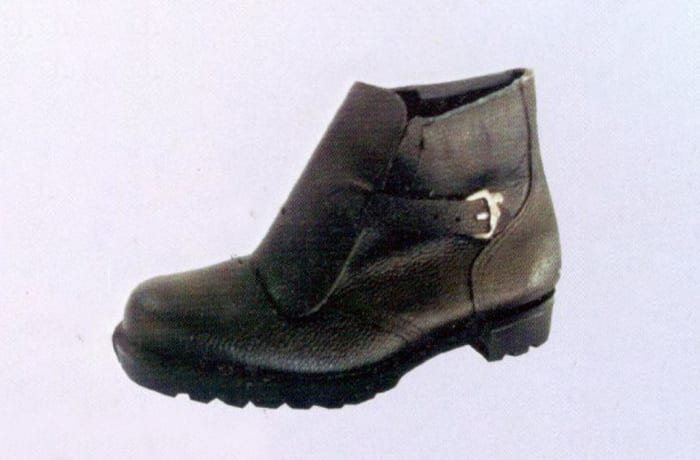 Foot Protection - Quick release Boots