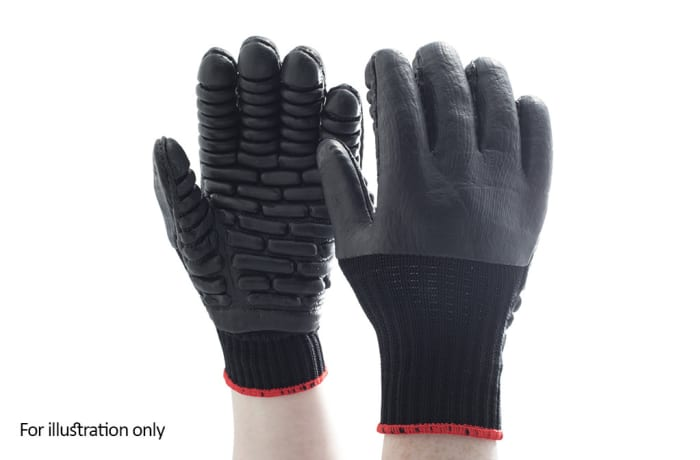 Hand Protection - Anti vibration gloves