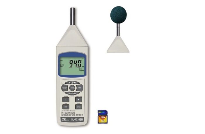 Instrumentation  -  800 Series Sound Level Meter Class 2