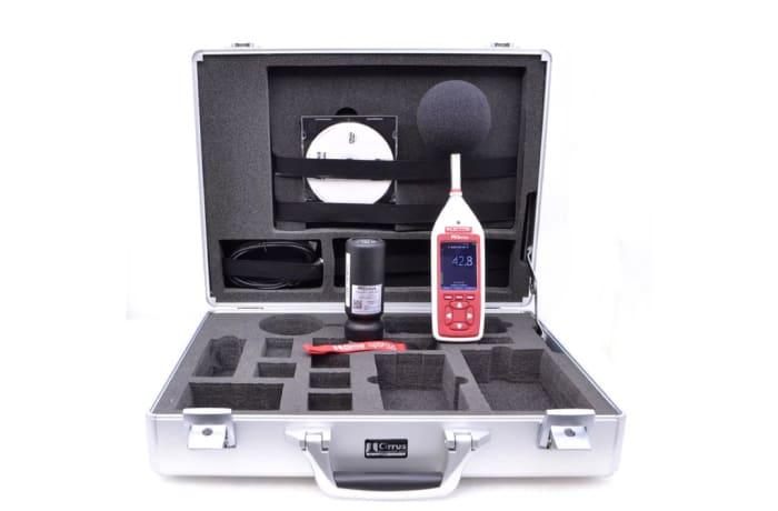 Instrumentation  - Optimus Sound Level Meter Class 2
