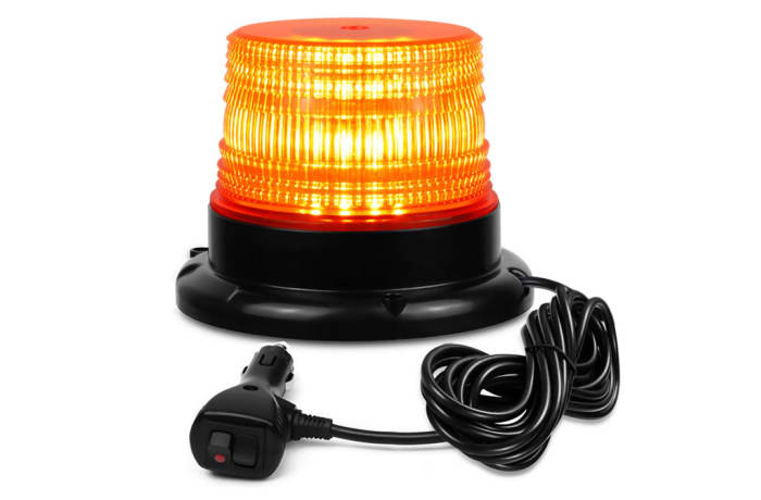 Mine Lighting - 12/24 volts Flashing Beacon