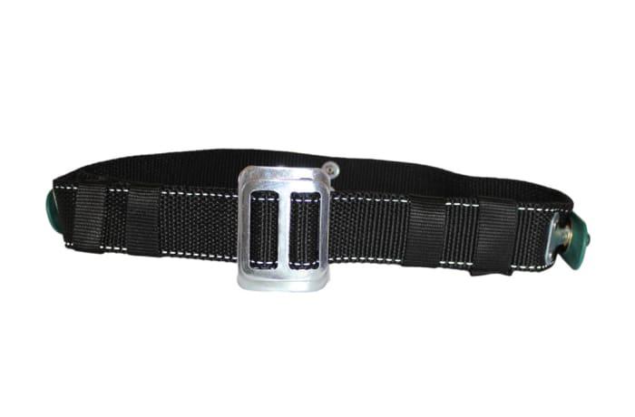 Mine Lighting - Black Cap Lamp Belt