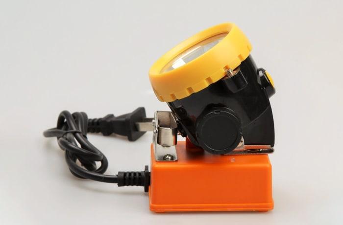Mine Lighting - Halo Hi Small cap lamp