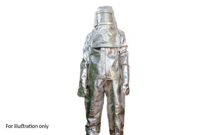Specialised Clothing - Alluminised suits