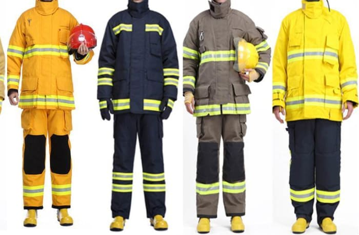 A comprehensive range of Personal Protective Equipment (PPE) image