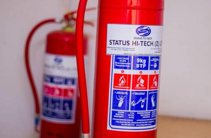Fire fighting equipment image