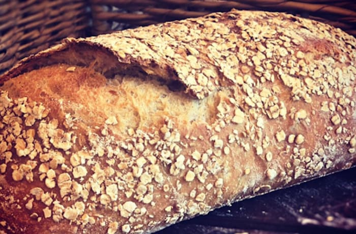 Honey Whole Wheat with Barley and olive oil