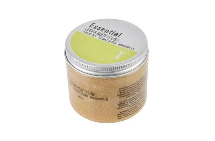 Sugar Body Polish - Organic Shea Butter, Coconut Butter, Mongongo Oil