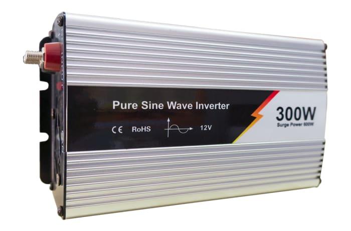 Inverters & Converters - Pure Sine Wave Inverter 300W 12V