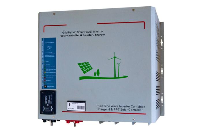Grid Hybrid Solar Power Inverter Sunray Power Company
