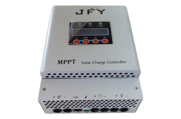 JFY MPPT Solar Charge Controller - SM2440, 40A, (12,24)V