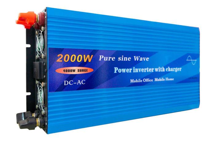 Pure Sine Wave Inverter 2000W DC-AC